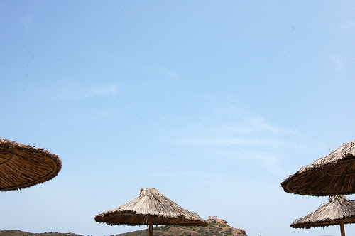 greece - sounion - beach
