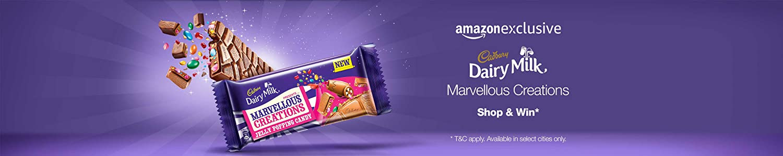 Cadbury Marvellous Launch