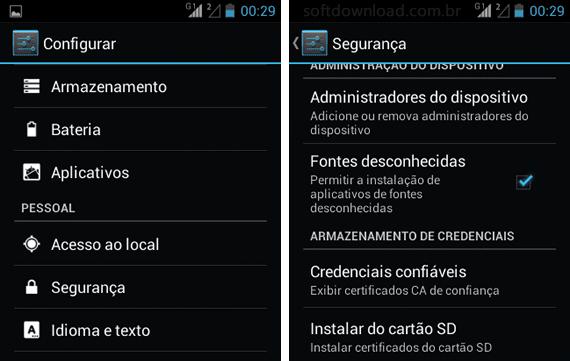 Como instalar aplicativos APK no Android - Imagem 1