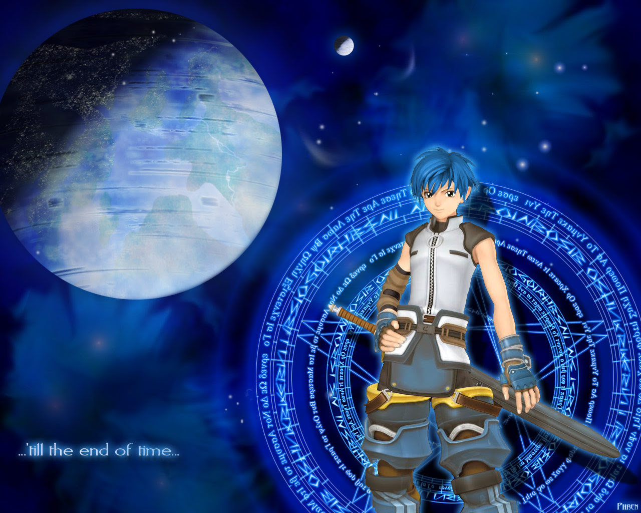 Star Ocean Till The End Of Time Wallpaper Star Ocean Project 3