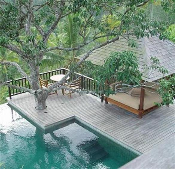 Begawan Giri Hotel in Ubud, Bali