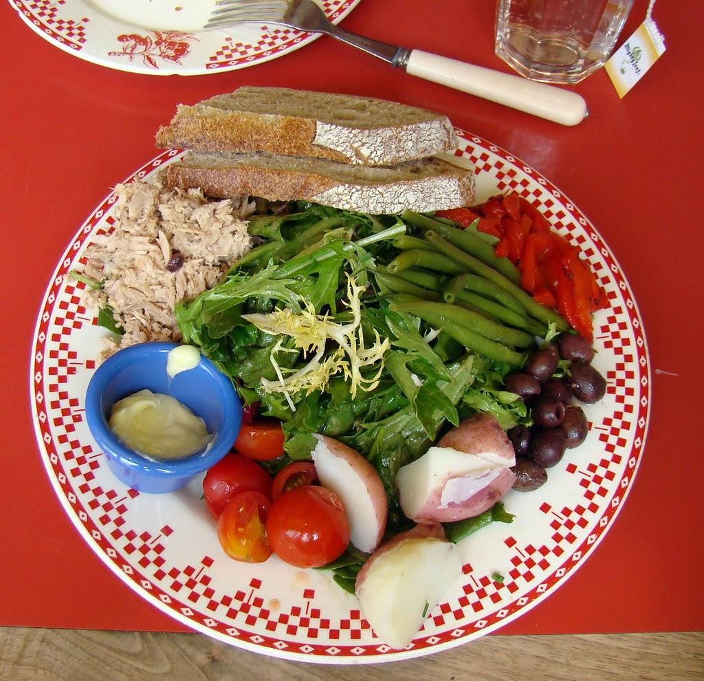 DSC06616 Salad Nicoise