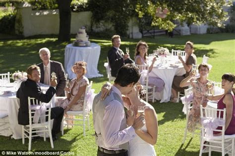 It cost HOW much to go to a wedding? How the average guest
