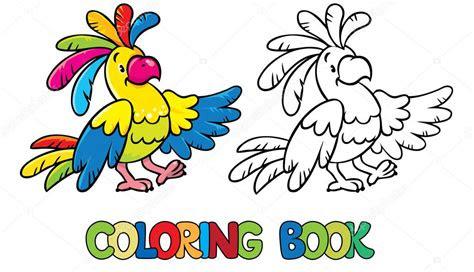 komik papagan boyama kitabi stok vektoer  passengerz