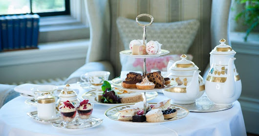 32 perfect places to have afternoon tea in Wales