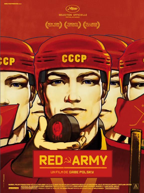 Red Army. La guerra fría sobre el hielo (2014)