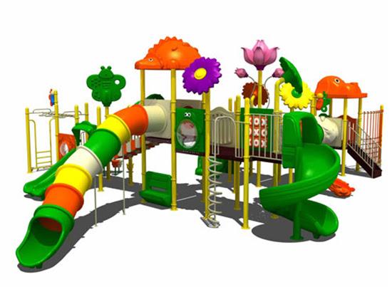 Amusement rides playground equipment