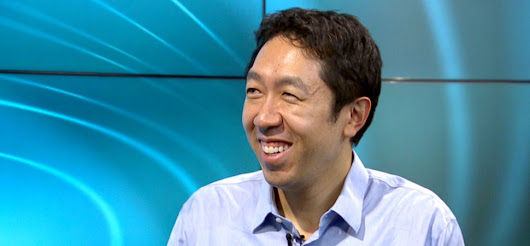 Andrew Ng: Why Artificial Intelligence Is the New Electricity