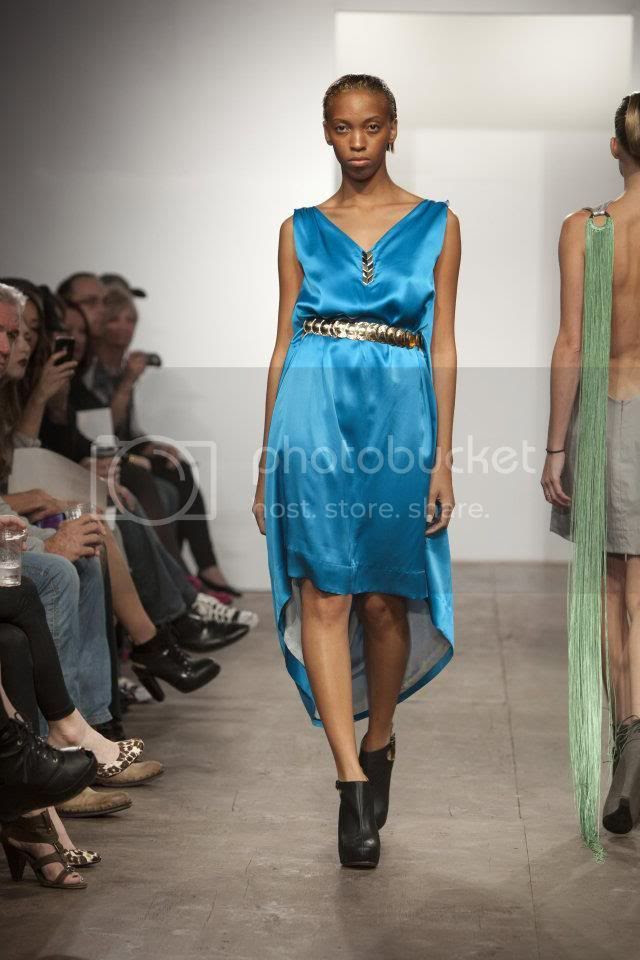 New Orleans Fashion Week Spring/Summer 2012