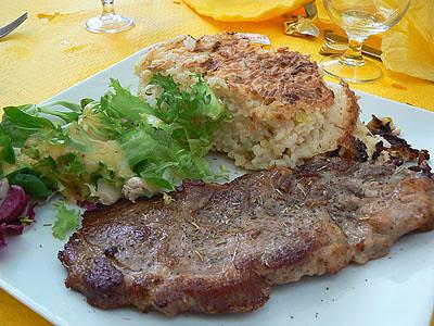 côtes de porc gratin de riz et courgettes.jpg