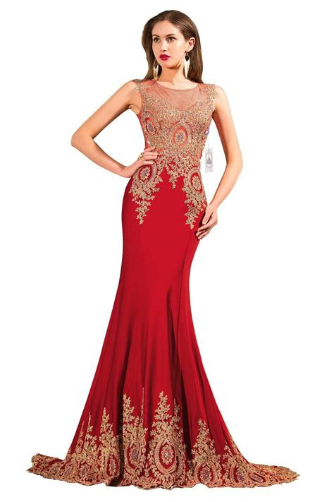 red wedding dresses youll absolutely love