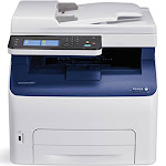 Xerox WorkCentre 6027/NI Color LED - Multifunction printer