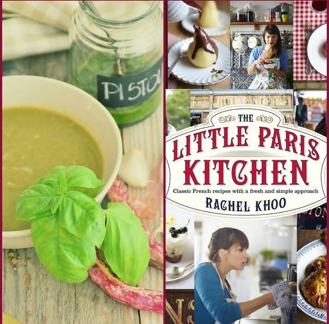 Menu Turistico: Lo Starbooks Di Settembre: Rachel Khoo, My Little Kitchen In Paris (Soupe Au Pistou