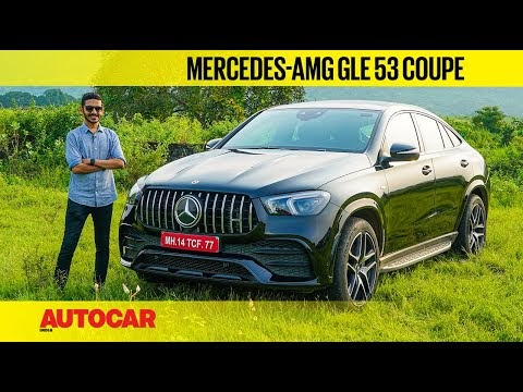 2020 Mercedes-AMG GLE 53 Coupe - The AMG SUV with 'EQ' | First Drive | Autocar India