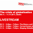 The crisis of globalisation Session 1 by DmakeMedia