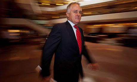 Αυστραλία Φιλελεύθερο Κόμμα ηγέτης: Malcolm Turnbull