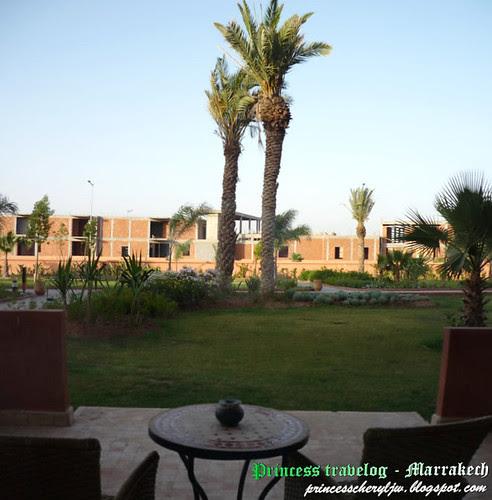 room balcony panorama