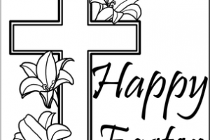 Happy Easter Clipart Religious Clipart Station