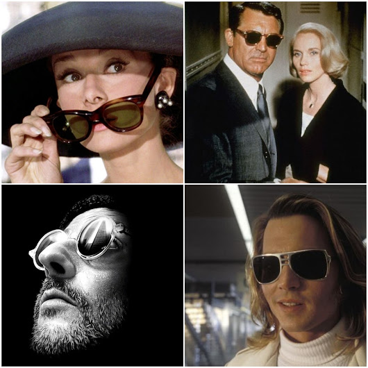 Top 10 Iconic Sunglasses - Actors & Movies That Started Fashion Trends
