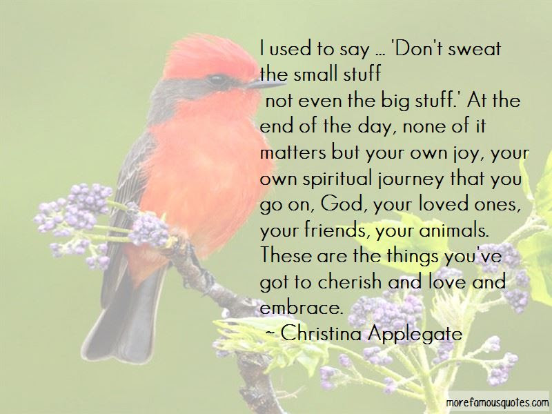 Cherish Small Things Quotes Top 3 Quotes About Cherish Small Things