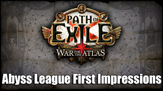 Path Of Exile 3.1 War For The Atlas Tips
