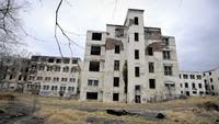 Memories of Henryton State hospital fading with buildings demolished