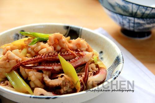 Seafood_IkaNegi_1
