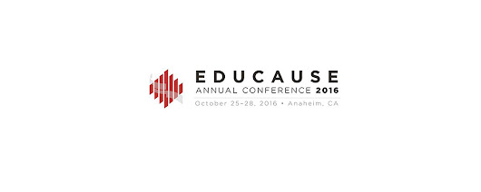 EDUCAUSE 2016: Learn Best Practices from the Best Minds in Higher Education IT