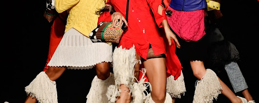 Desigual brought Culture, Character and Colour at NYFW.