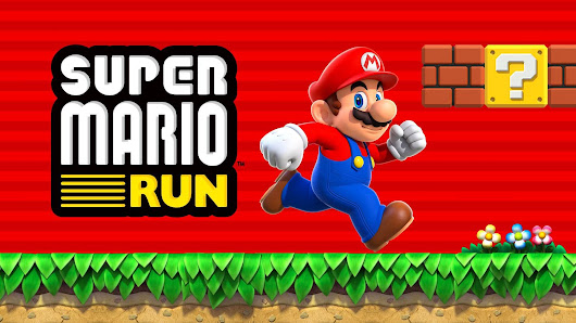 Nintendo Launches Super Mario Run For Mobile - iPhone and iPad