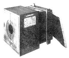 Earliest Niépce camera, 1826