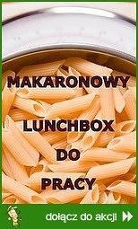 Makaronowy lunchbox do pracy