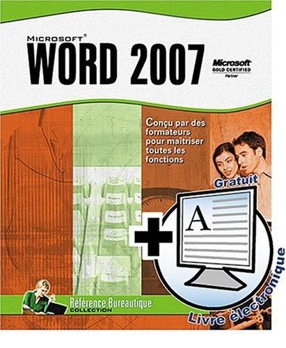 Telecharger des livres gratuit word 2007 - Telechargement gratuit de word office 2007 ...