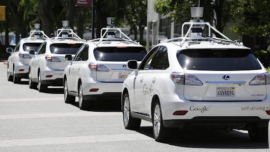 Self-Driving Cars Raise Questions About Who Carries Insurance