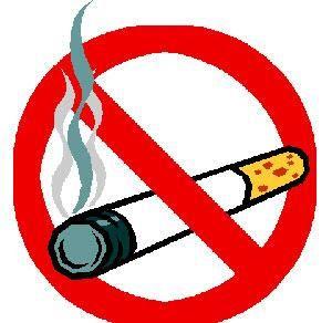 dilarang merokok ya