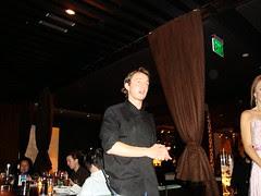Chef Jason Ryczek ... flashed! (sorry)