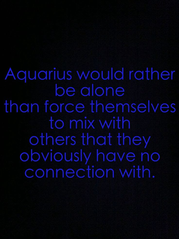Aquarius Man Quotes. QuotesGram