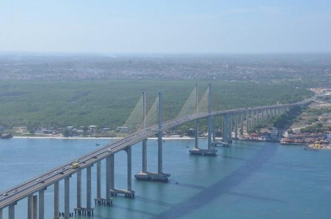 Estado finaliza projeto para conter suicídios na ponte Newton Navarro