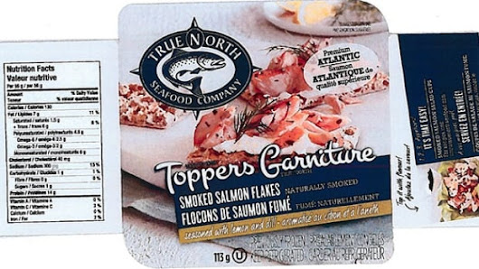 True North Seafood Company product recalled over Listeria concern - Nova Scotia - CBC News