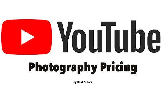 How Awesome, A YouTube Channel About Photography Pricing - Rosh Sillars
