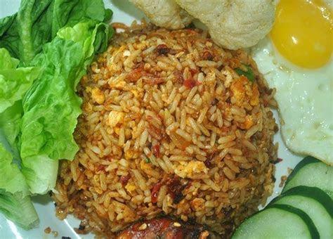 resepi nasi goreng udang kering resepi bonda