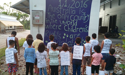 Child refugees tell of bullying on Nauru: 'They are rude to us, they punch us' | Australia news | The Guardian