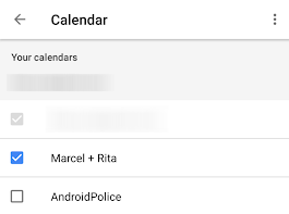 Google Home now supports multiple calendars and a default one to create events on