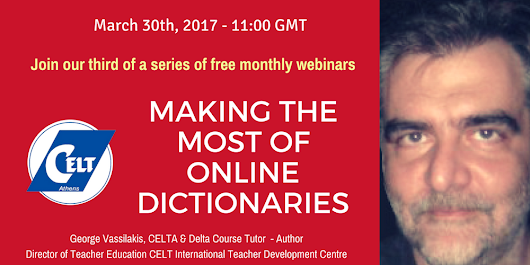 Webinar 3 - Making the most of online dictionaries