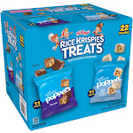 Kellogg's Bar Rice Krispies Treats Poppers Variety Pack One-Size