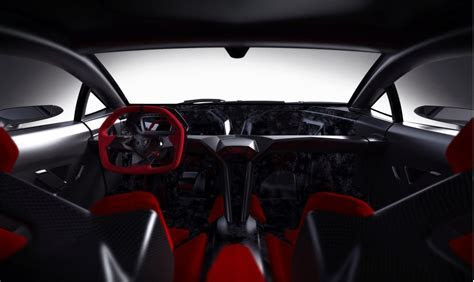 First Details On Production Lamborghini Sesto Elemento