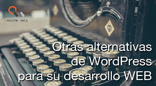 Alternativas de wordpress