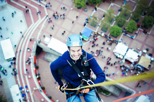 Over the Edge For Orphans