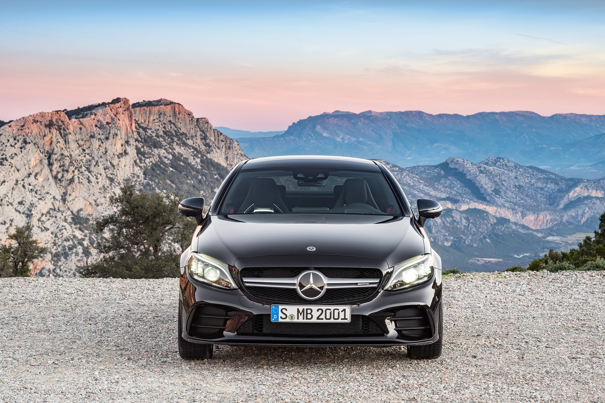 2019 Mercedes-AMG C43 Coupe and Cabriolet Make NYC Debut ...