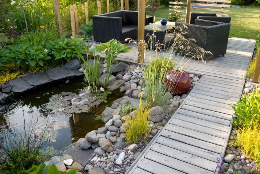 Garden Design Ideas for Small Backyards
